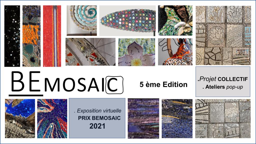 Affiche Bemosaic 2021