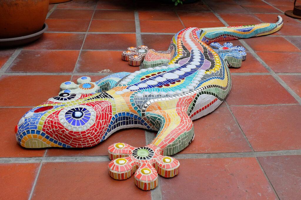 Anne de Labouret - Salamandre