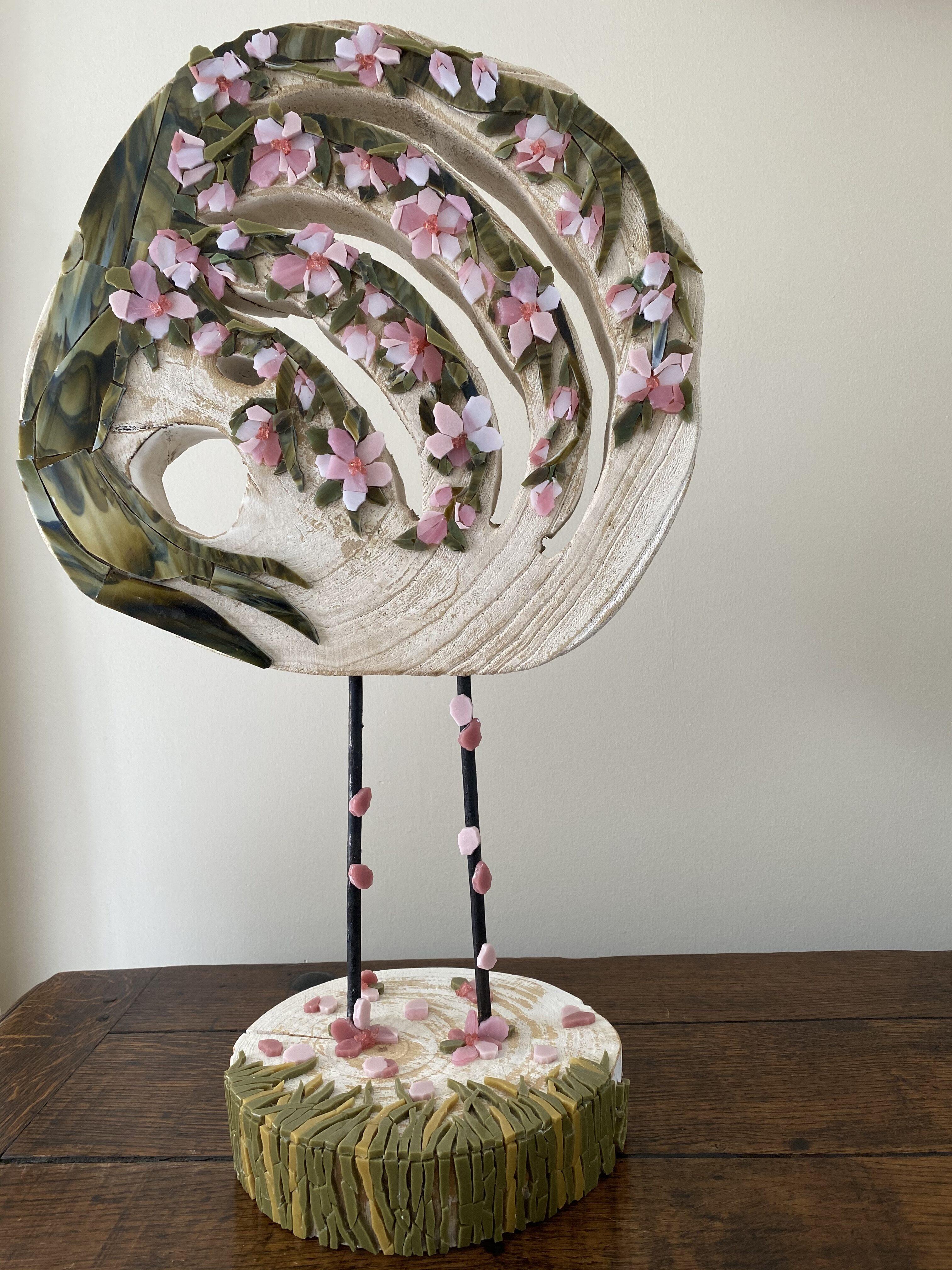 Esmeralda Bassi - Le cerisier du Japon